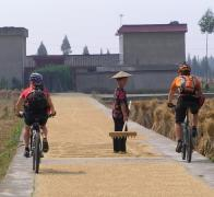 Cycle touring in China Tibet