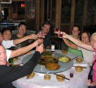 Here is to delicious spicy Sichuan food