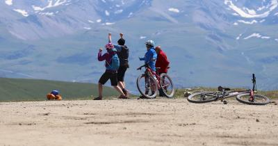Kyrgyzstan Cycle Tour
