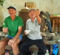 1Theres always a yarn to be told by our hosts in Kyrgyzstan2