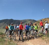 Cycle touring in remote Kyrgyz2