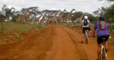 Kenya & Tanzania Cycle Tour