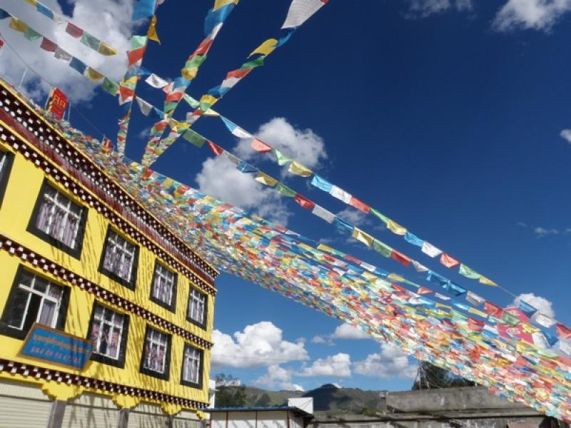 Bicycle tour China and Tibet with Escape Adventures  A biking