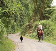 Cycling the rural roads of Colombia