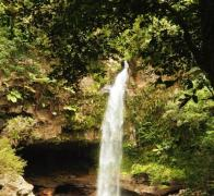 Another beautiful Fijian waterfall