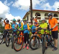 Its time to go on a Family biking holiday in Fiji