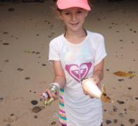 Theres plenty of opportunity for beach combing on our Fiji Family cycle tour