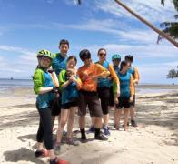 Who is up for a Fiji family biking holiday