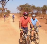 Kenya Tanzania cycle tour with Escape Adventures
