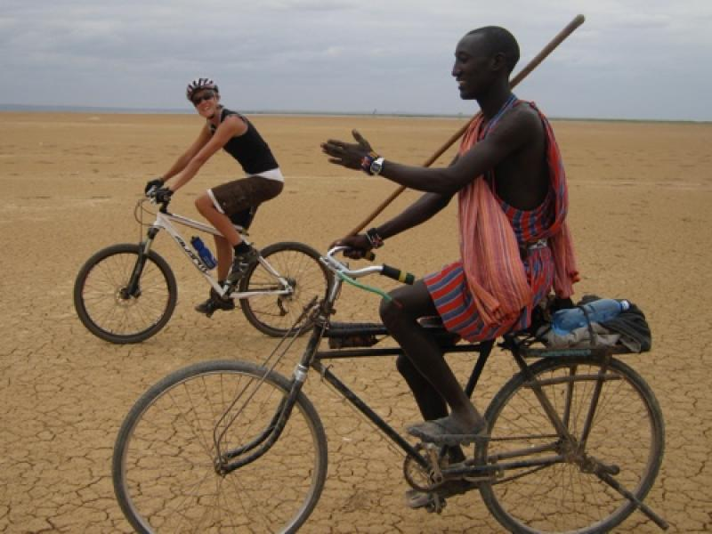 090e148a4 Kenya   Tanzania Bicycle Tours with Escape Adventures. Africa s best ...
