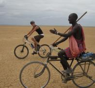 Cycle touring in Kenya with Escape Adventures