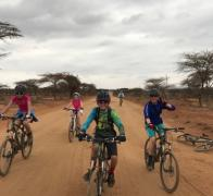 I just want to ride my bicycle... in Kenya Tanzania
