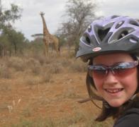 This is the best thing about cycle touring in Kenya