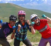On top of the world2... cycle touring in Kyrgyzstan