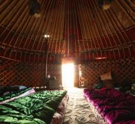 There is something very special about spending the night in a yurt in Kyrgyzstan2