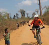 Another great day on a bike in Madagascar