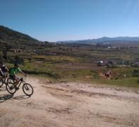 Cycling through stunning rural Madagascar