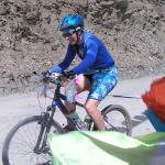 Jan Pritchard has done six Escape Adventures cycle tours!